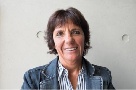 Martine Solovieff, en poste depuis le 1er août 2015. (Photo: 100