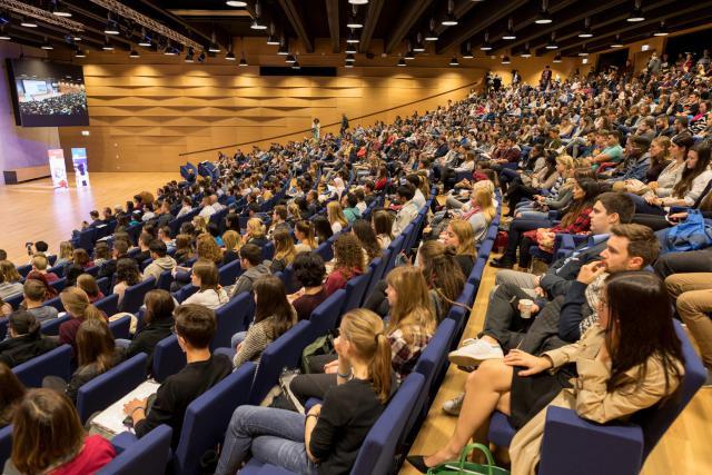Les conférenciers aborderont les thématiques de l'évolution de la médecine, les fintech, les sciences, le monde académique, l'entrepreneuriat, la privatisation des soins de santé, ou encore le bonheur personnel. (Photo: Université du Luxembourg)