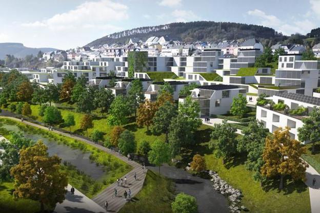 Le quartier comptera 780 nouveaux logements au 3e trimestre 2018. (Photo: hsa MDL S&A)