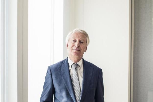 Claude Wirion estime que le Brexit aura une résonance très positive pour le secteur de l'assurance. (Photo: Mike Zenari / archives)