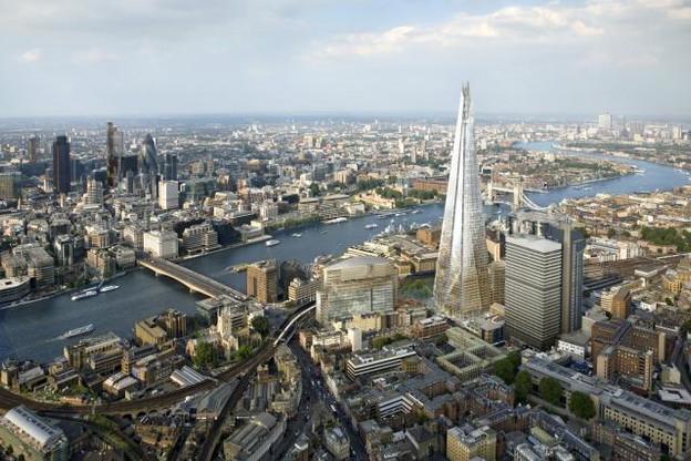 Le futur siège de Google sera situé près de la gare de King's Cross. (Photo: Licence CC)