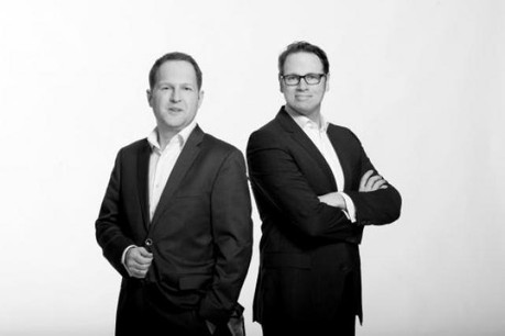 Marcus Becker, chief marketing officer et Jürgen Wolf, chief executive officer de PayCash (Photo : PayCash)