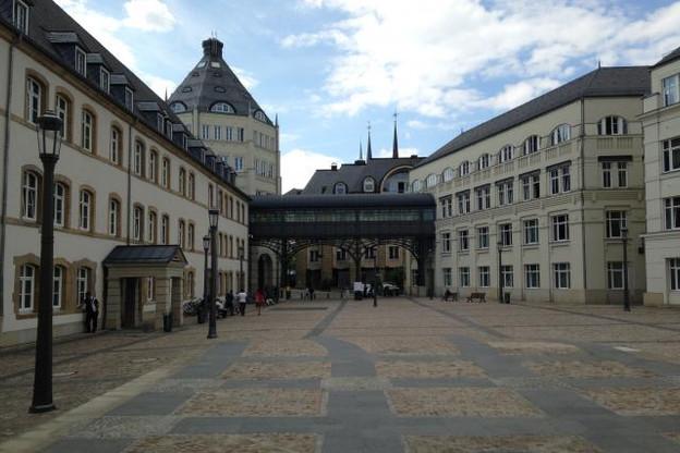 La 9e chambre correctionnelle du tribunal d'arrondissement de Luxembourg a retenu la matérialité des faits reprochés et l'intention d'inciter à la haine des étrangers contre Pierre Peters. (Photo: Maison Moderne)