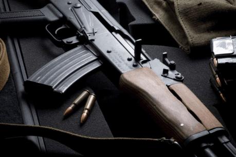 546 armes et 30.000 cartouches ont été saisies. (Photo: licence cc )
