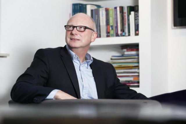 Christian De Coster: «Le client, plus au fait du marché, gère d'autant mieux son besoin d'expertise.» (Photo: Luc Deflorenne)