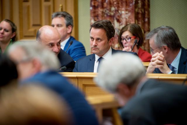 Xavier Bettel n'a pas réussi à satisfaire l'opposition. (Photo: Christophe Olinger / archives)