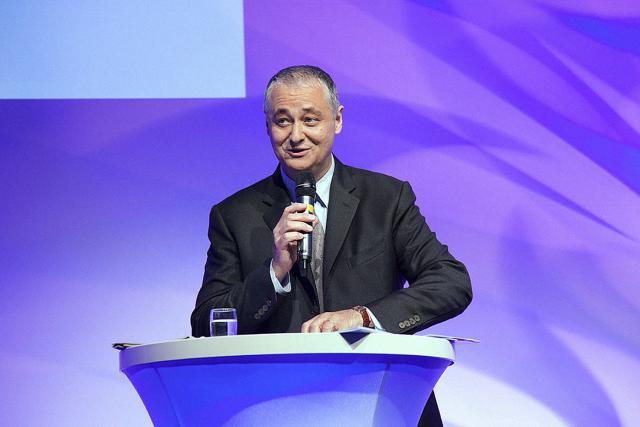 Philippe Bloch: «Je ne supporte plus le pessimisme à la française.» (Photo: Licence CC)
