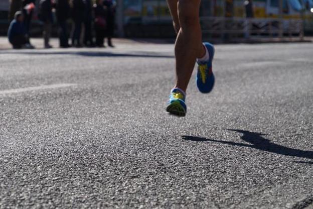 Élaborée à partir de données récoltées lors de performances d'athlètes, la chaussure est composée de matériaux lui permettant d'être plus résistante et plus légère. (Photo: Licence C.C.)