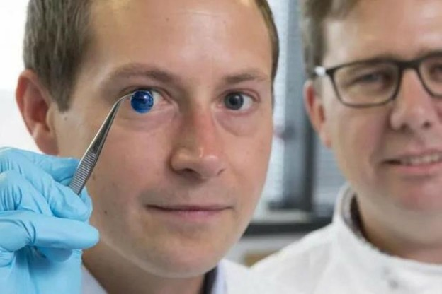 Le «bio-printing» permet de créer des tissus biologiques en 3D. (Photo: Université de Newcastle)