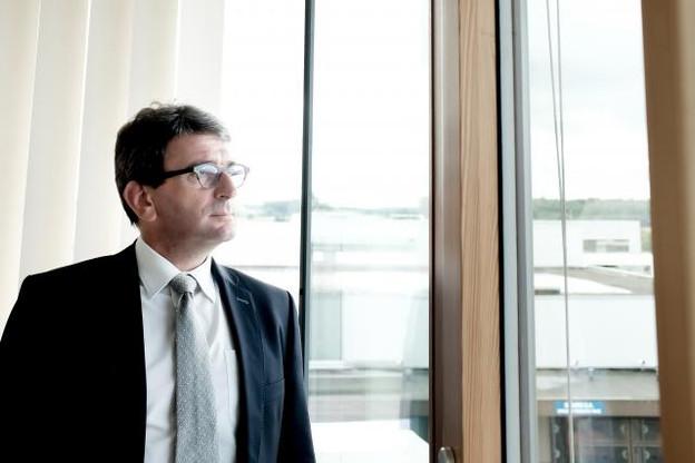 CEO depuis 2010, Stéphane Ries prépare activement Luxtrust à sortir de son marché domestique. (Photo: Jessica Theis)
