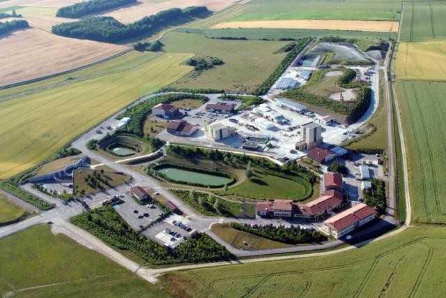 Le site de Bure, situé à 200 km du Luxembourg, devrait accueillir d'ici à 2025 des déchets radioactifs enfouis à 500 mètres de profondeur. (Photo: ANDRA)