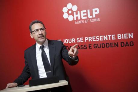 Robert Oé (Croix-Rouge) (Photo : Laurent Antonelli/Blitz)