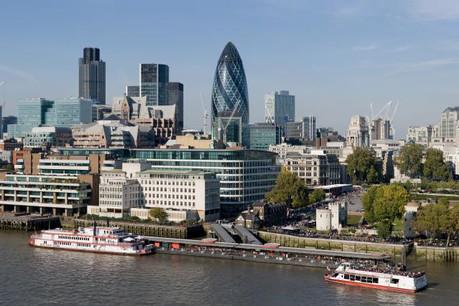 Les conséquences financières du Brexit s'annoncent élevées pour les banques implantées dans la City et désireuses de continuer à bénéficier du passeport financier européen.  (Photo: Licence C.C.)