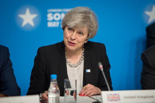 Theresa May fait enfin des propositions aux «27». (Photo: Licence C.C)