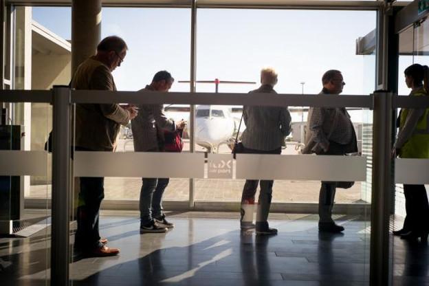 Avec 1,6 million de passagers enregistrés durant les six premiers mois de l'année, le Findel enregistre une croissance de 18,2% par rapport au premier semestre 2016. (Photo: Christophe Olinger / archives)