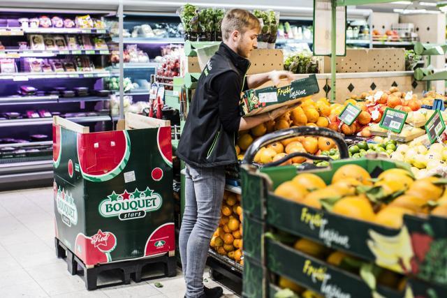 Le prix des fruits augmente, celui des légumes diminue. (Photo: Mike Zenari / archives)