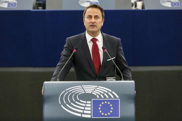 Xavier Bettel: «L'Europe ne se limite pas à son marché commun.» (Photo: Parlement européen)