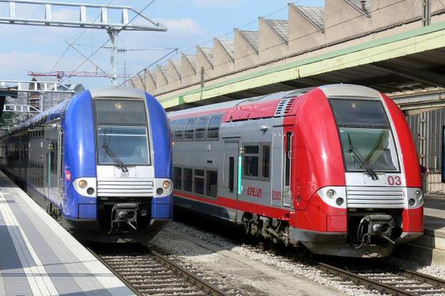 La ligne 90, qui relie Bettembourg à Luxembourg-ville, est utilisée chaque année par plus de 3 millions de passagers, sans compter les trains de marchandises, selon les CFL. (Photo: Licence C.C.)