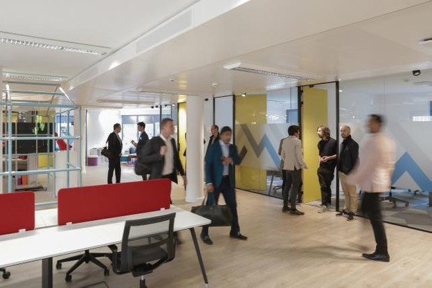 Près de 200 start-up pourront être accueillies à la Host. (Photo: Romain Gamba)