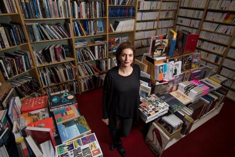 Elmira Najafi sera désormais à la tête de la Librairie Alinéa. (Photo: Nader Ghavami)