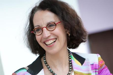 Véronique de La Bachelerie: «L'échange automatique d'informations était indispensable.» (Photo: Blitz / archives)