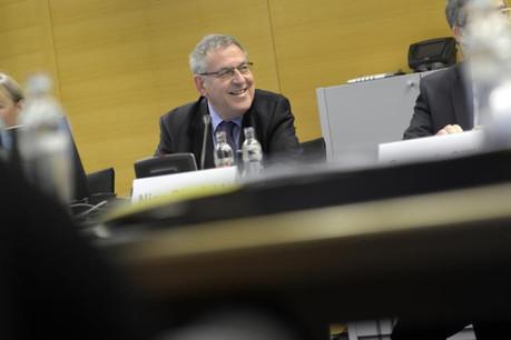Nico Binsfeld se réjouit d'un démarrage positif. (Photo: Christophe Olinger / archives)