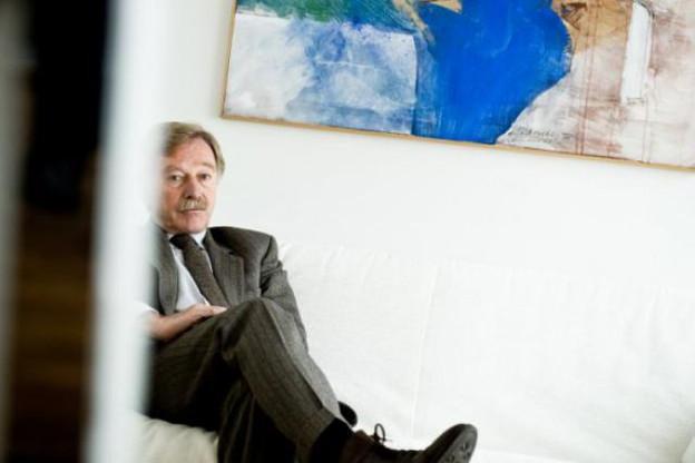 Yves Mersch a été nommé au directoire de la BCE pour une durée de huit ans.  (Photo: David Laurent/Wide/archives)