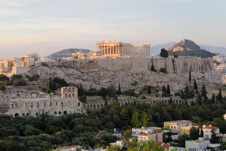 Le tourisme reste un des secteurs importants pour l'économie grecque.  (Photo: Wikipedia)