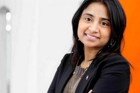 Vanisha Mittal Bhatia est installée à un poste clé chez Aperam. (Photo : ArcelorMittal)