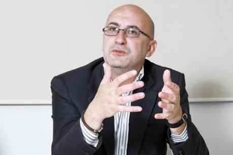 Laurent Brochmann (Deloitte) (Photo: Luc Deflorenne)