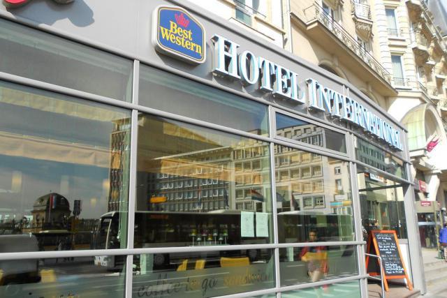 Le Best Western Hôtel International emploierait une vingtaine de salariés. (Photo: Booking.com / archives)