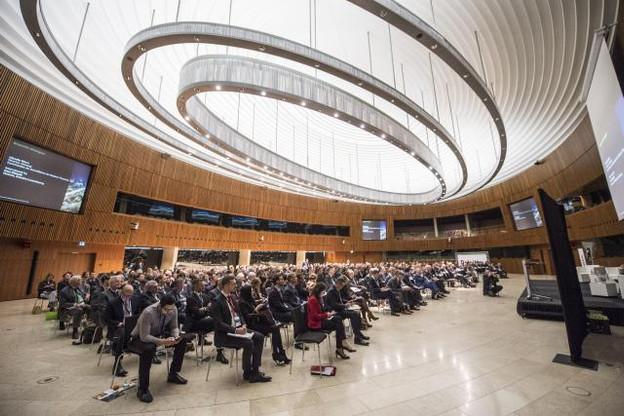 L'actualité réglementaire et les initiatives de la Commission en matière d'encadrement et de supervision des fonds ont dominé les débats. (Photo: Anthony Dehez)