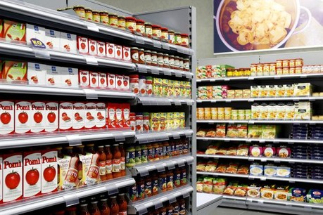 Selon le projet de la Commission, chaque État pourra, dans certaines limites, fixer la TVA des différents produits. (Photo: Maison Moderne / Archives )
