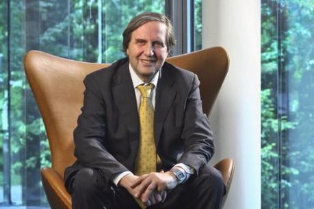Jacques Chahine: «L'Europe est à peine en milieu de cycle pour la profitabilité, les sociétés n'ont jamais retrouvé les profits d'avant la crise financière de 2008.» (Photo: archives paperJam)