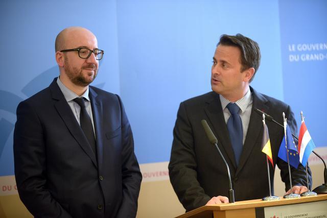 Le cas des frontaliers avait déjà été au menu des discussions entre les deux chefs de gouvernement en novembre dernier. (Photo: Christophe Olinger / archives)