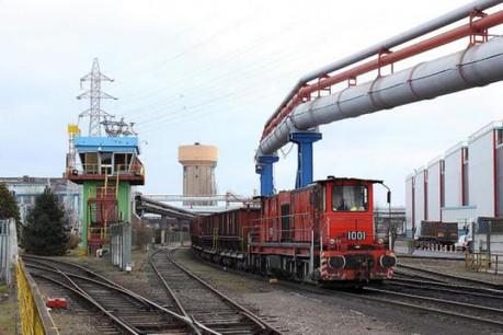 Nicolas Sarkozy a annoncé un investissement de 17 millions d'euros par ArcelorMittal à Florange.  (Photo: Peter Rabjins/ licence CC)