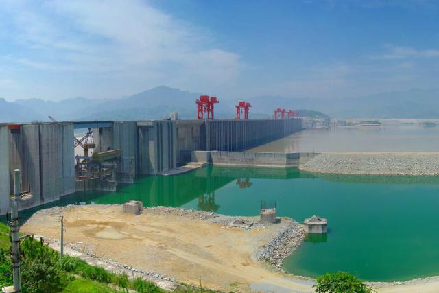L'objet de la banque sera essentiellement de financer des projets d'infrastructures comme ici le barrage des Trois Gorges au cœur de la Chine, sur le Yangzi Jiang. (Photo: Licence CC)