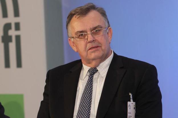 Victor Rod, 64 ans, a officialisé sa démission à la direction du Commissariat aux assurances. (Photo: Luc Deflorenne )