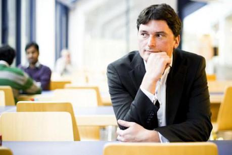Vincent Romiguière, HR manager, Delphi CTC Europe (Photo : David Laurent/Wide)