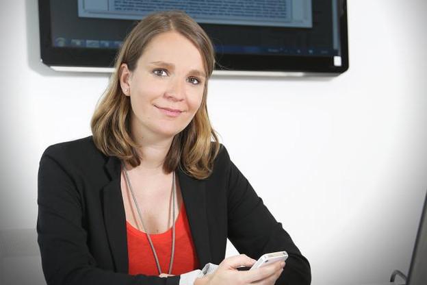 Devenue CEO à l'âge de 28 ans, Virginie Simon a tout l'avenir devant elle pour développer ses projets. (Photo: Luc Deflorenne / archives)