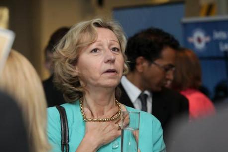 Éliane Fuchs avait créé sa propre société après une longue carrière dans le secteur financier. (Photo: Luc Deflorenne / archives)