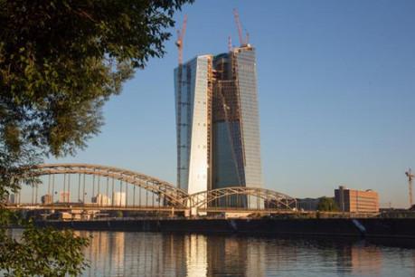 Le futur siège de la BCE à Francfort (Photo: BCE)