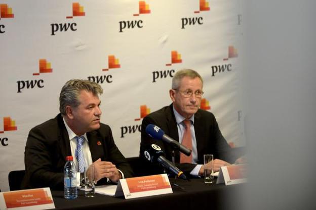 Les dirigeants de PWC se disent résolus à protéger la confidentialité des données de leurs clients. (Photo: Christophe Olinger / archives)