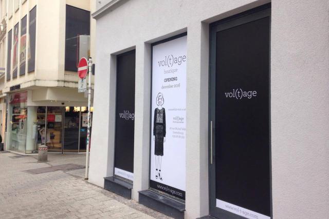 Un emplacement de choix pour la marque luxembourgeoise. (Photo: paperJam / DR)