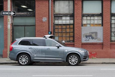 Le contrat passé entre Volvo et Uber représente pour le constructeur suédois un chiffre d'affaires de plus d'un milliard d'euros. (Photo: DR)