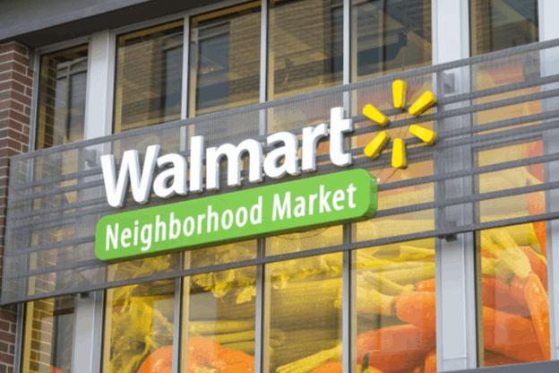 Walmart entend bien se défendre face à la menace grandissante que représente Amazon. (Photo: Walmart)