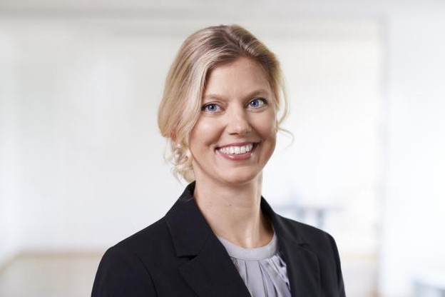 """Danielle Rietsch (responsable marketing d'IDnow): """"As Luxembourg is one of our key markets, being nominated for the Fintech Awards Luxembourg was a great honour."""" (Photo: IDnow)"""