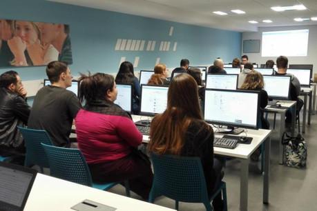 Les sessions de formation de Webforce3 s'étendent sur 490 heures réparties sur 3 mois et demi. (Photo: DR)