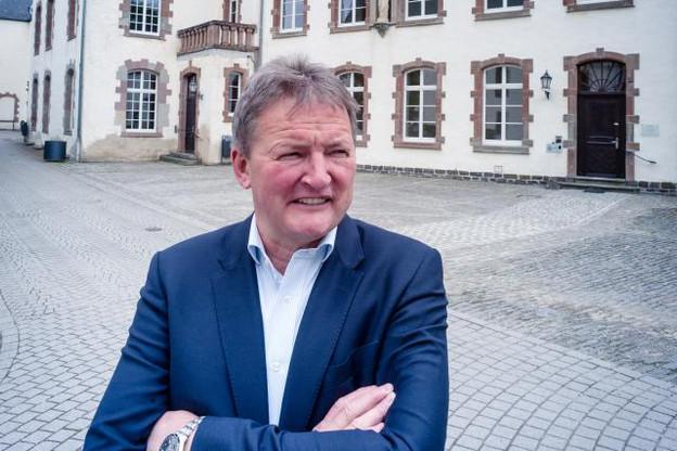 Fränk Arndt, bourgmestre de Wiltz, revendique le statut de pionnier et espère susciter d'autres initiatives similaires. (Photo: Christophe Olinger)
