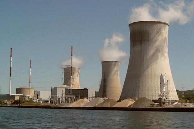 La centrale nucléaire de Tihange, qui compte trois réacteurs, est située à moins d'une centaine de kilomètres de la frontière luxembourgeoise. (Photo: DR)